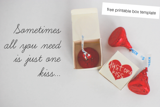 Hershey Kiss Template Image collections - Template Design Ideas