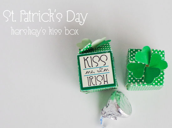 hershey-kiss-shamrock-box