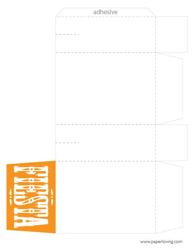 cinco de mayo box folding guide