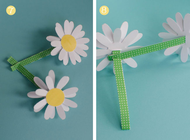 how to make your daisy chain