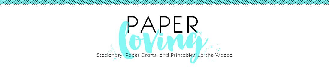 Paper Loving header image